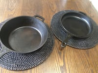 2 in 1 cast iron combo heavy duty Chicago, 60625