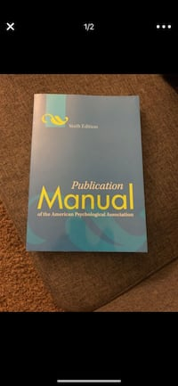 Publication manual  Bakersfield, 93308