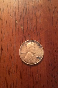 1940 Wheat Penny No Mint Mark French Gulch, 96033