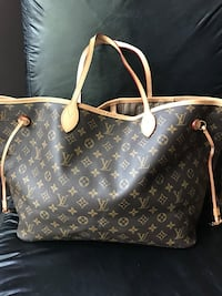 Louis Vuitton neverfull large  Reston, 20190
