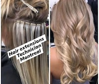 hair extensions technician big promotion now  Montreal
