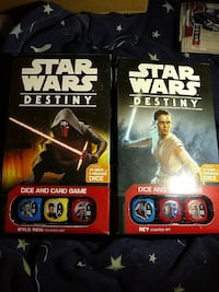 Star Wars Destiny Dice and Card Game Collection Huntsville, 35806