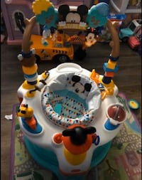Mickey Mouse exersaucer