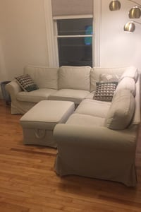 IKEA Couch  Sectional with Ottoman Boston, 02130