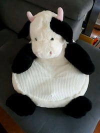 Infant/toddler Pillow chair - cow Toronto, M8V 3X2