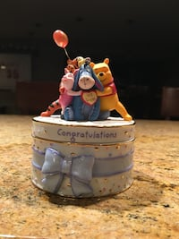 Collector's Music Box - Winnie the Pooh Moorestown, 08057