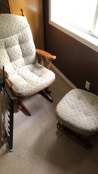 Rocking chair with ottoman  Happy Valley, 97086