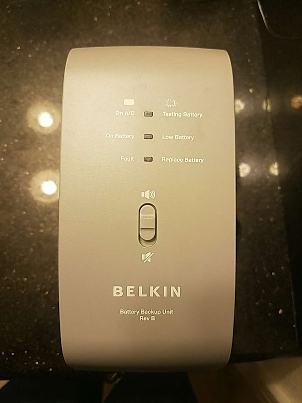 Used belkin residential gateway rg battery backup for sale in belkin residential gateway rg battery backup publicscrutiny Choice Image