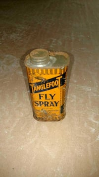 Antique Can - Fly Spray