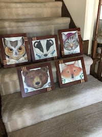 Animal Pictures $10 each Naperville, 60540