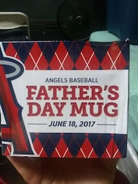Angels 2017 Father's day mug Whittier, 90605