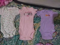 baby's assorted clothes Nacogdoches, 75964