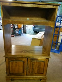 All wood tv stand or kids closet Thurmont, 21788