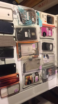 Lot of 17 Cell Phone Cases iPhone Samsung etc Kearny, 07032