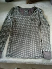 OLD NAVY OLIVE PRINT PULLOVER Glen Burnie, 21061