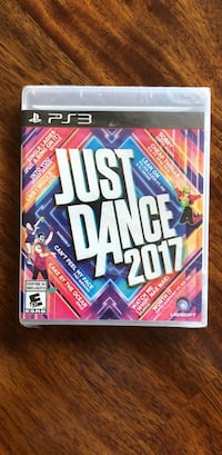 Just Dance for PS3.NEW NEVER OPENED!  Plastic still on. Play Station 3 Strafford, 19087