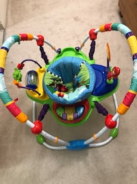 Baby Einstein Activity Jumperoo Special Edition, Neighborhood Friends Vancouver, V6E 1J6