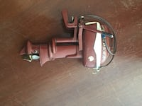 Toy boat motor works collectible antique