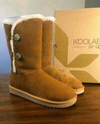 Koolaburra by UGG boots sz 8 Authentic New in box. Milpitas, 95035