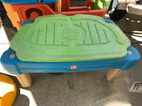 Sand and Water table outdoor toy