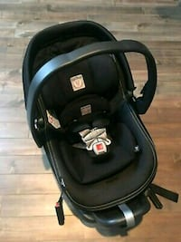 black and gray car seat carrier Surrey, V3S 9L5