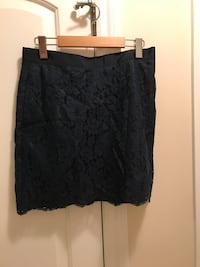 Blue lace skirt, size 4 Halifax, B3M 4T7