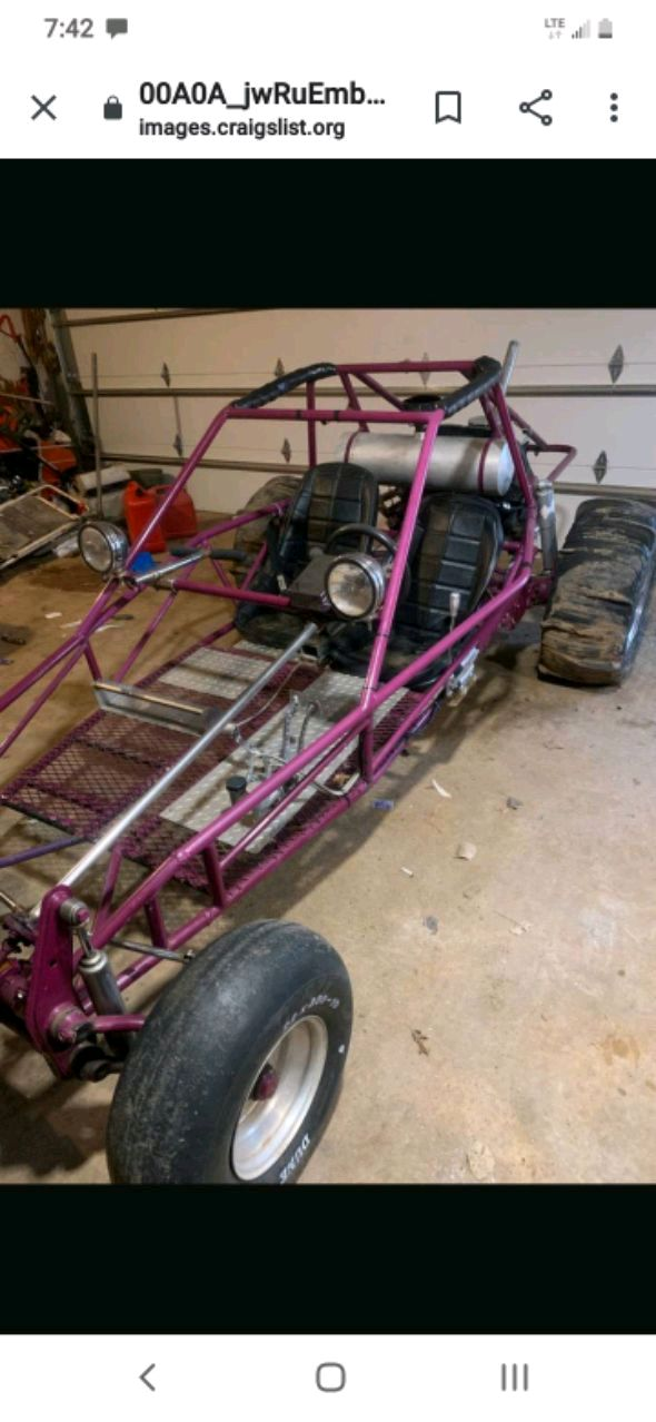 Photo Dune buggy ...its fast but needs a lil TLC I don't got time to invest