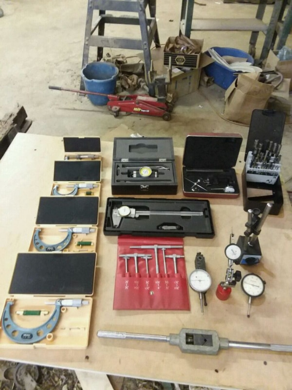 Machinist Tools For Sale >> Used Machinist Tools For Sale In Laurel Letgo
