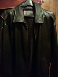 Brown Leather Jacket 43 km