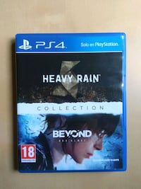 Pack Heavy Rain+ Beyond Two Souls Zaragoza, 50018