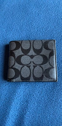 brown and gray Coach wallet Ashburn, 20148