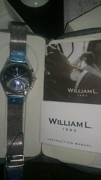 William L Watch  The Colony, 75056