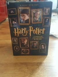 Harry Potter Paket alle DVDs Wilhelmshaven, 26384