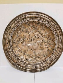Inspirations Decorative Wall Plate