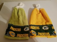 Two Assorted Color Green Bay Packer Towels Burlington, 52601