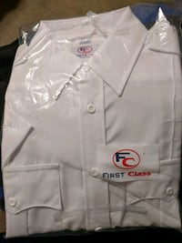 First Class Uniform Shirt Size Large Sunnyvale, 94087