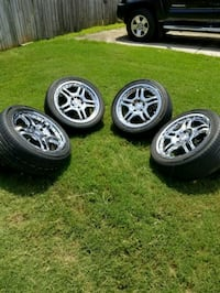 17 inch wheels and tires Huntsville, 35810