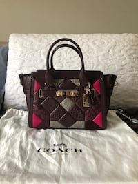 Coach Swagger Satchel Like New!