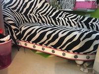 Bombay Furniture zebra lounge chair Rockville, 20851