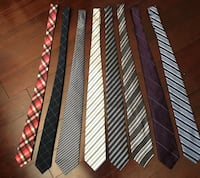 Men's neck ties Mississauga, L5M