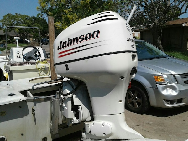 Johnson Outboard 2002 90hp