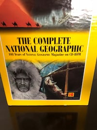 National Geographic DVD Series Mississauga, L4Z
