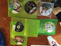Ps3 and xbox 360 games Spokane, 99207