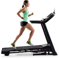 ProForm Performance 400i Treadmill with Power Incline and Cushioning Black  null, 08873