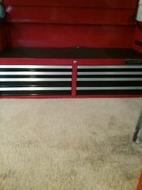 red and black tool cabinet Frederick, 21703