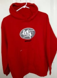 Ecko Unlimited Soft Touch Hoodie Adult Size Medium London