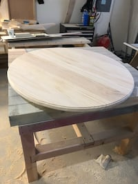 "38"" Round Custom Table Tops Leesburg, 20175"