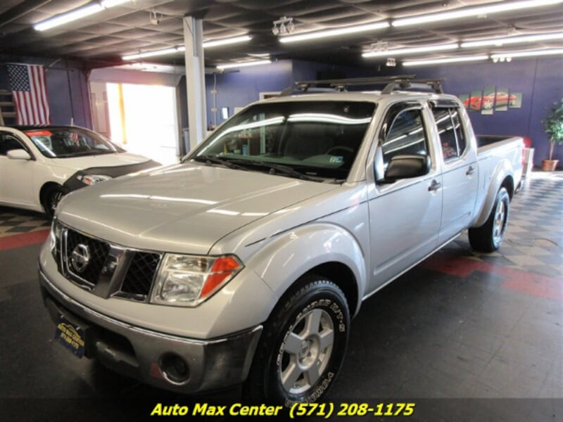 2007 Nissan Frontier SE - Manual Transmission 1