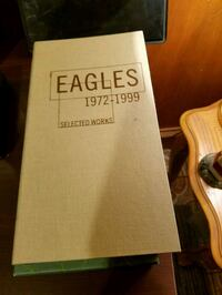 EAGLES 1972-1999 CD Collection  Pharr, 78577