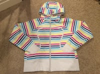 Lululemon striped multicoloured jacket
